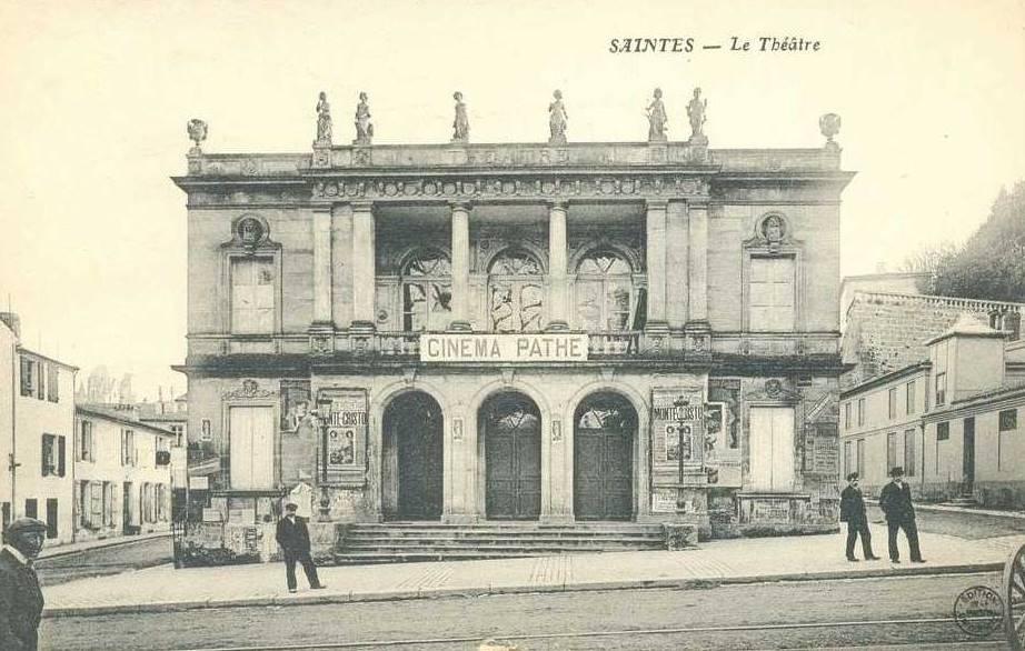 Sur les traces des salles de cinéma de Saintes - Cinéma - Le