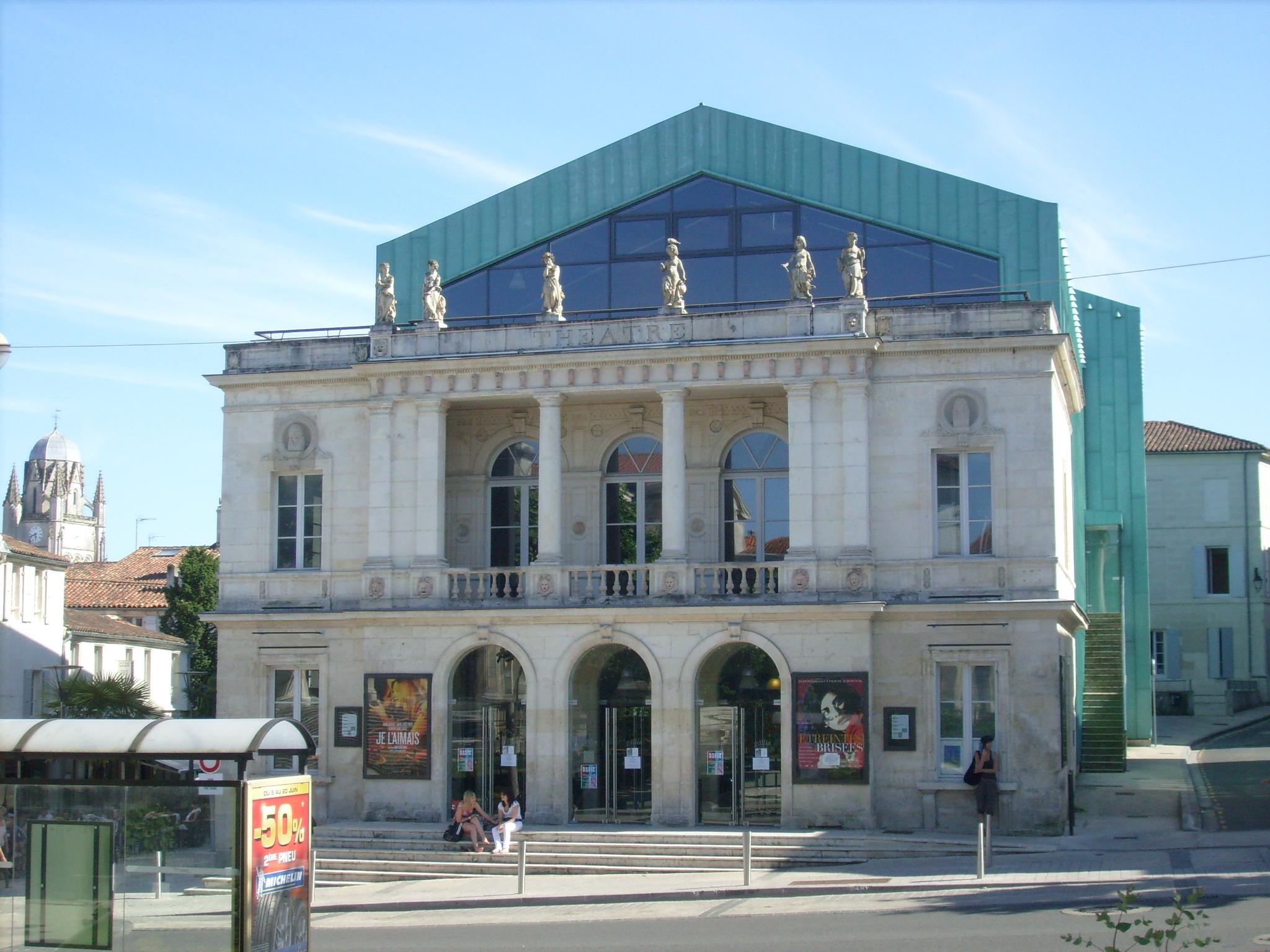 Le Gallia - Le Gallia - Théâtre Cinéma Saintes